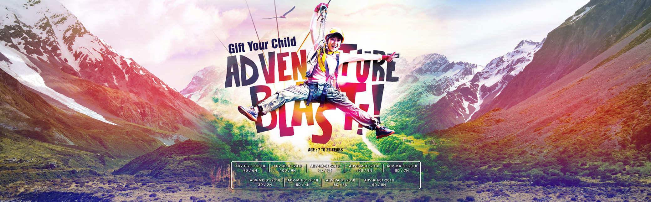 Adventure Tour Packages