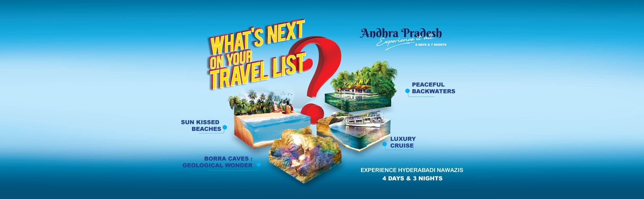 Andhra Pradesh Tour Package