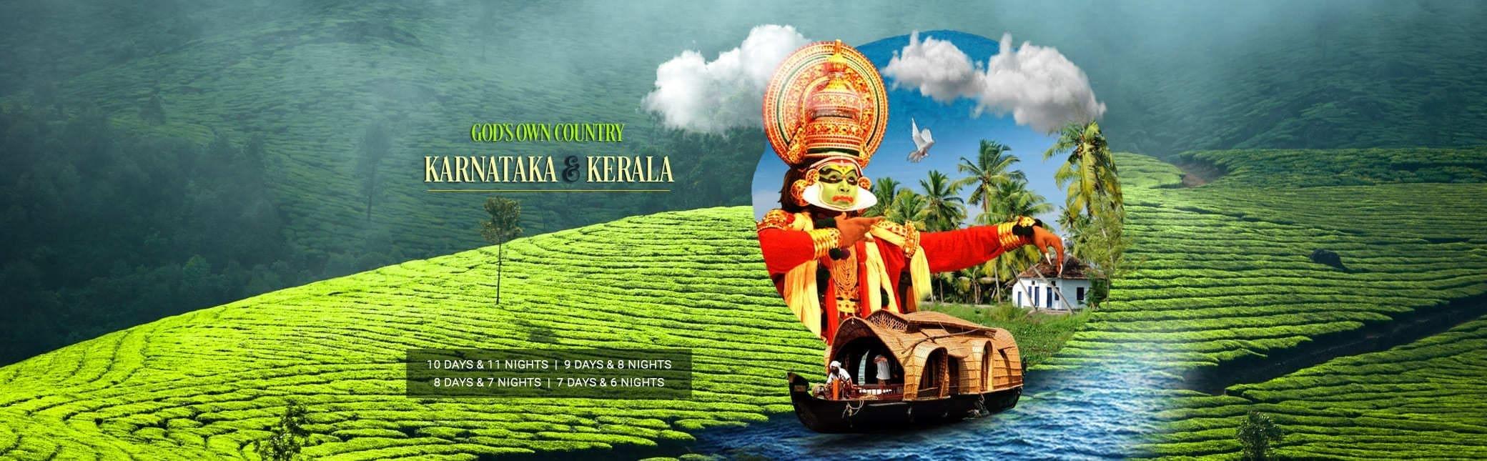 Karnataka & Kerala Tours